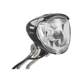 Busch + Müller Lumotec IQ2 Eyc plus LED-Scheinwerfer schwarz